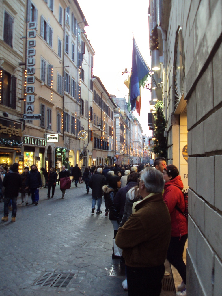 Rome Christmas