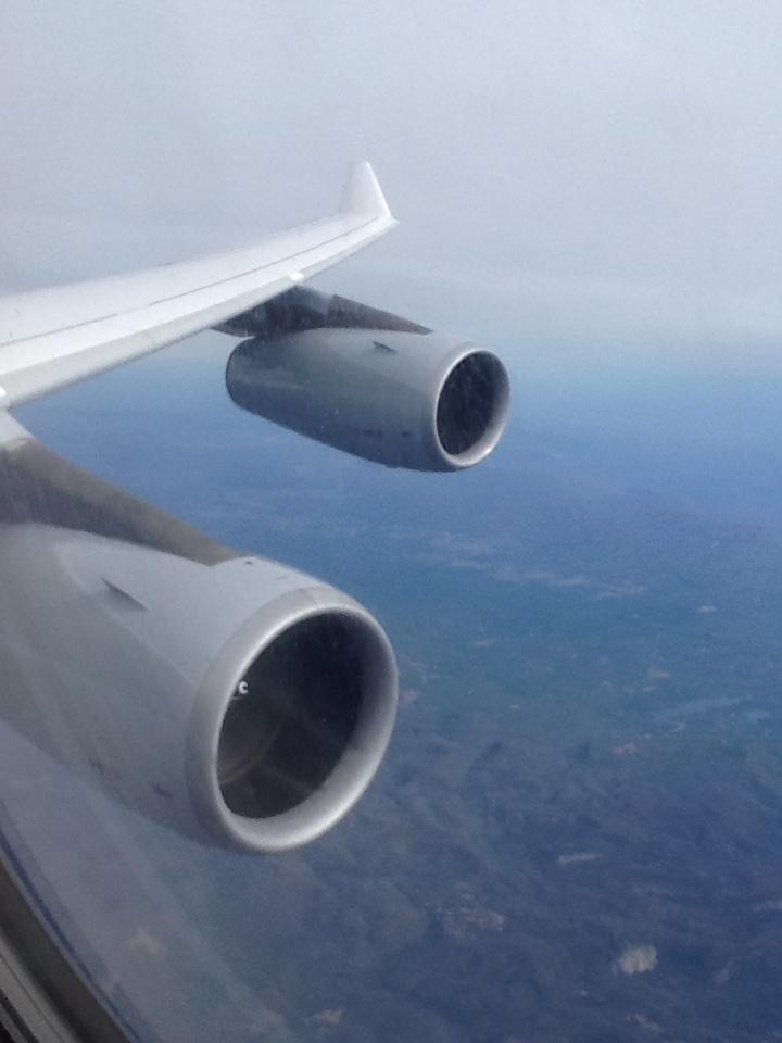 Lufthansa ATL-FRA