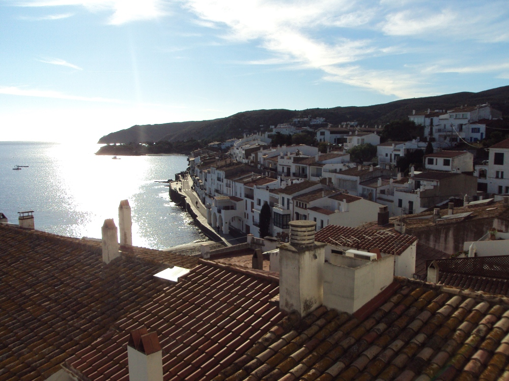 View over Cadaques