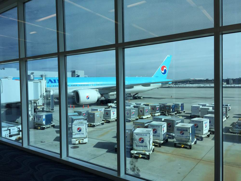 Korean Air 777