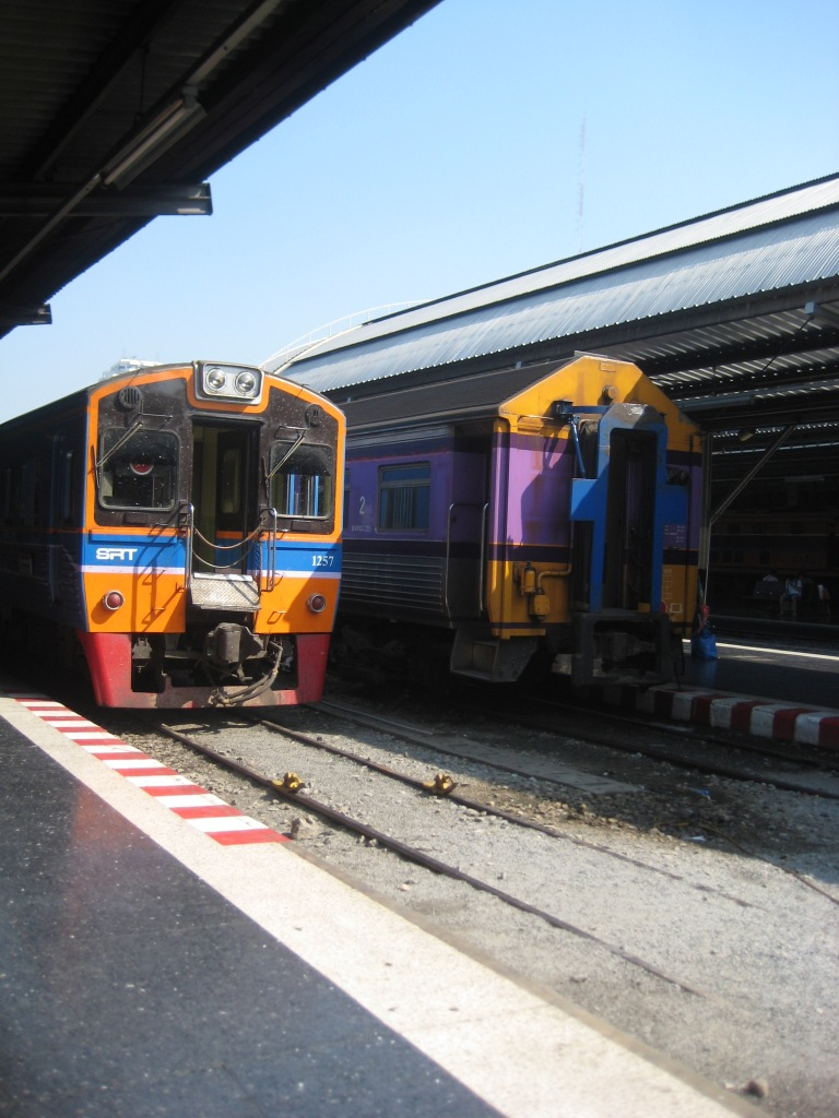 Thai Trains